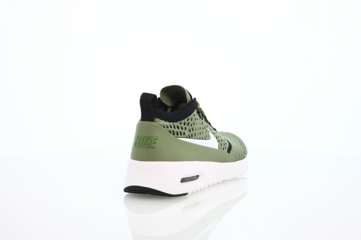 Schuhe Nike air max Thea flyknit palm green in Düsseldorf