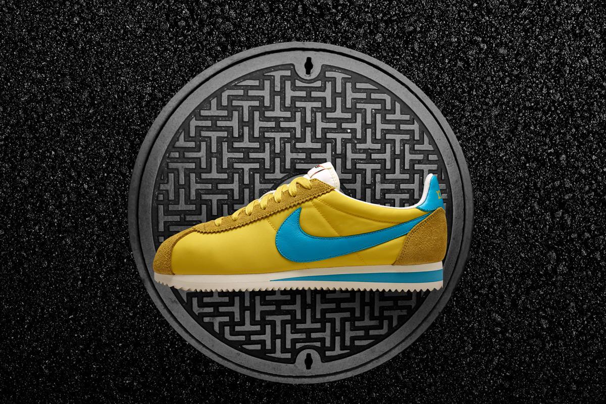 Nike Classic Cortez Nylon KM QS