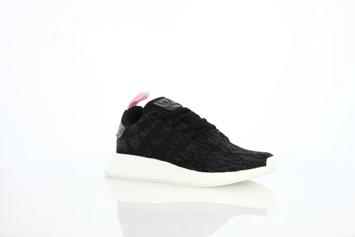 Adidas NMD R2 W Core Black Wonder Pink BY9314