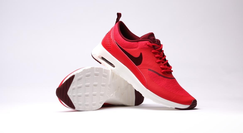 air max thea action red team red sail von nike sportswear