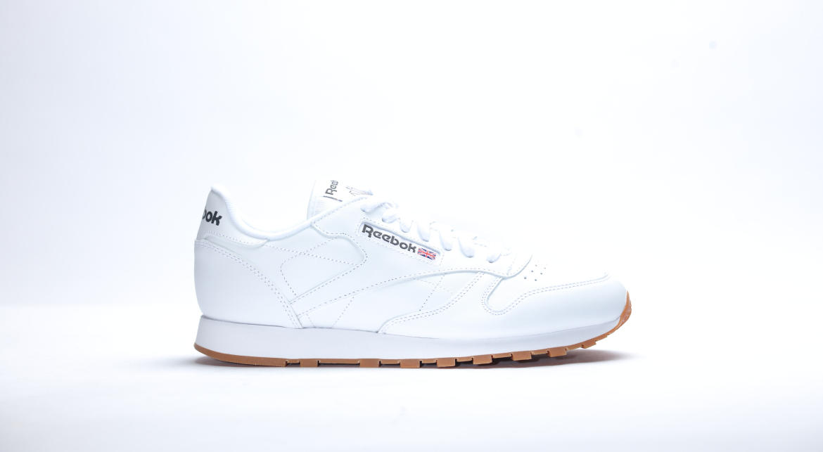 LIMITED EDITION Reebok Classic Leather (ICED TO THE MAX)