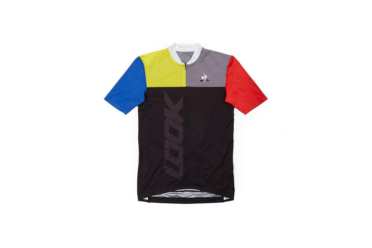 Look x Le Coq Sportif Limited Edition Summer Jersey Black Size XL