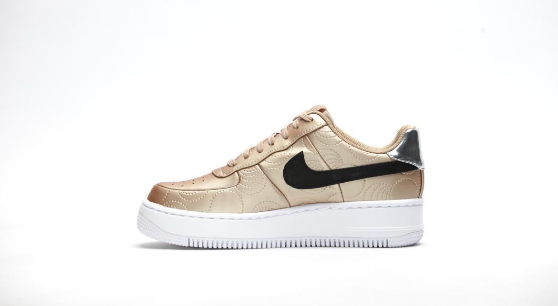 Nike Air Force 1 Upstep LOTC Gold