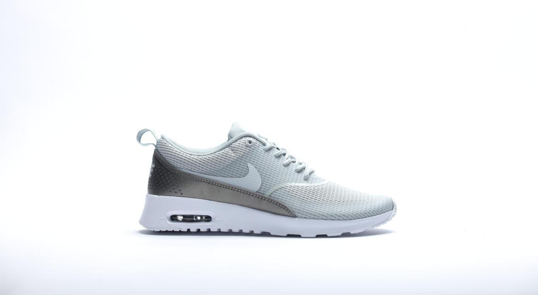 Neuer Stil Nike Wmns Air Max Thea Premium Wolf Grau Wolf