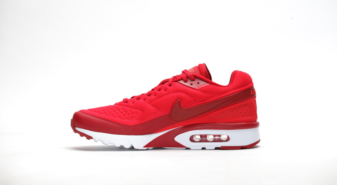 Nike Wmns Air Max BW Ultra | Red | Sneakers | 819638 601