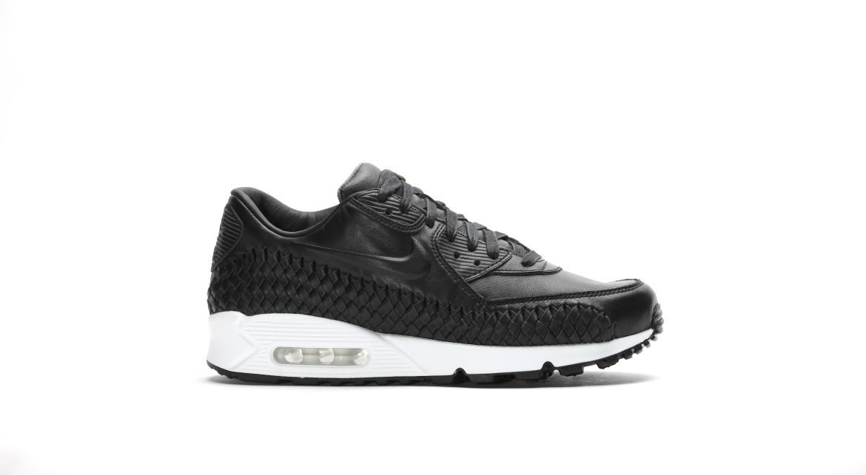Nike Air Max 1 Woven BlackBlack Dark Grey | Footshop