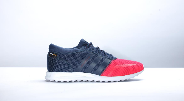 Adidas Herren Originals Los Angeles Schuhe Core BlackOlive