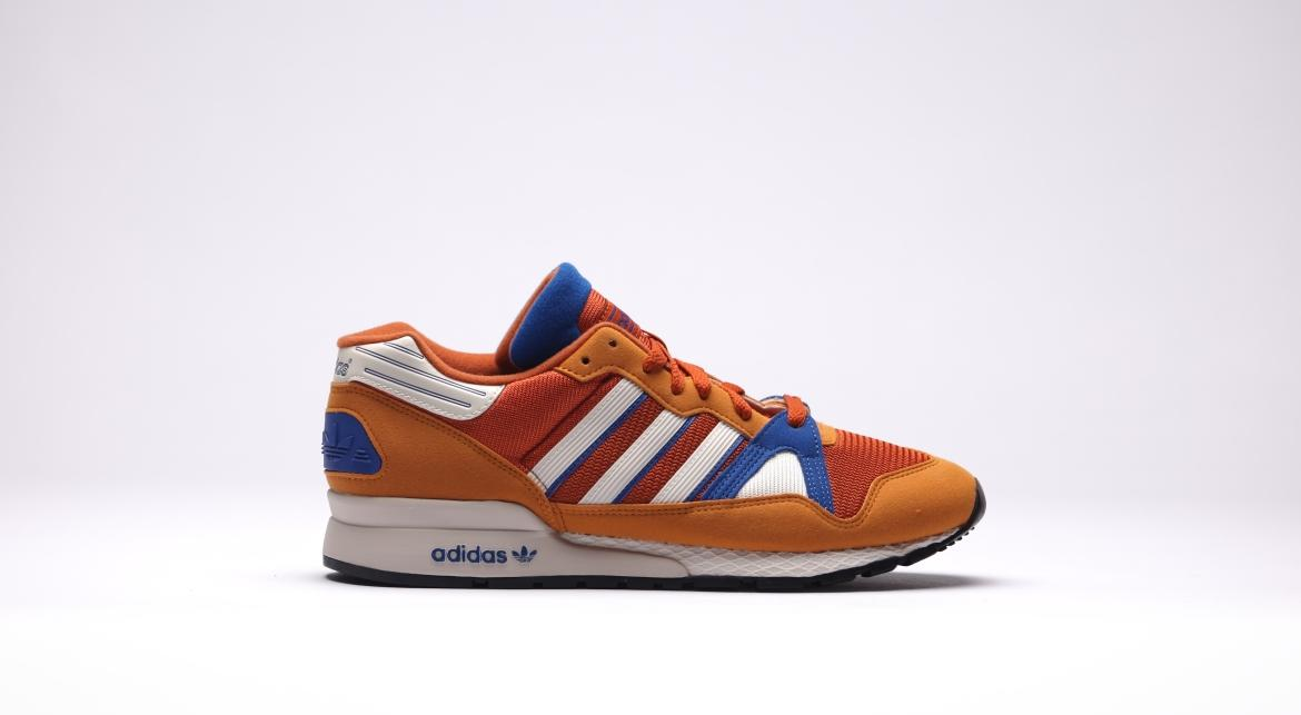Adidas Originals Zx 710 Shoes Fox Red F14 st Chalk 2