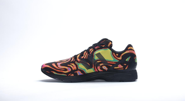 adidas Originals x Jeremy Scott ZX Flux Tech Psychedelic