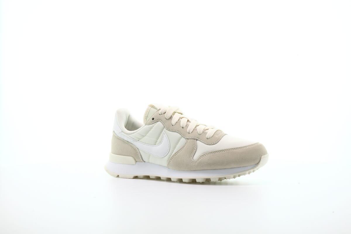 Nike WMNS Internationalist Damen Sneaker pale ivory 828407 104