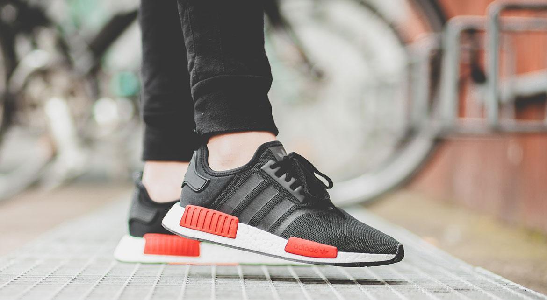 43 Adidas Originals NMD CS2 Primeknit Boost Mens Shoes 8.5 11 13 Black CQ2373