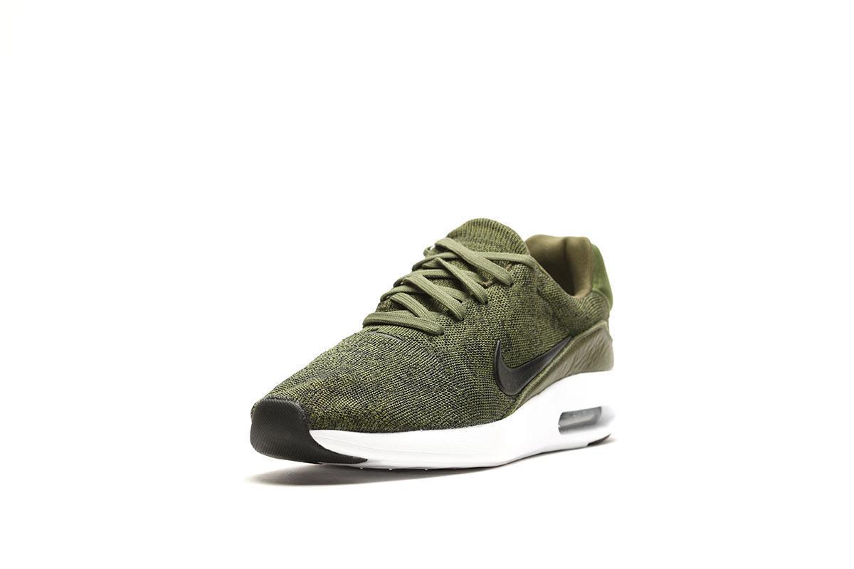 Nike Air Max Modern Flyknit rough greenblackwhiteblack ab