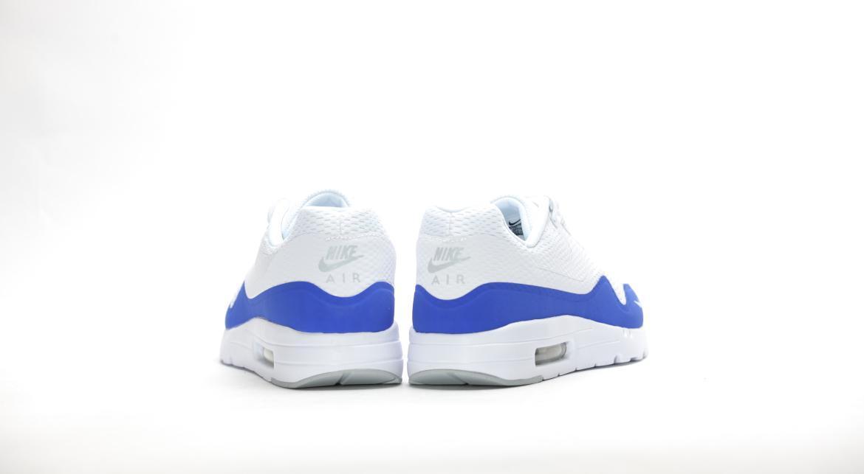 Nike Air Max 1 Ultra Essential White White Blue 819476 114