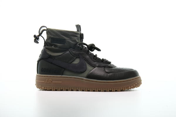 nike air force 1 premium wildleder metallic
