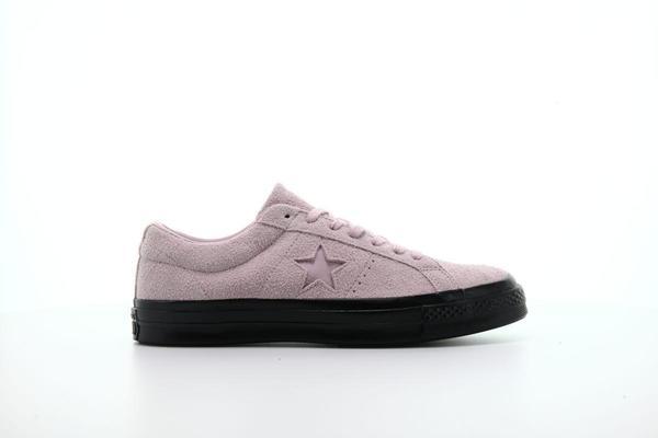Sneaker Converse Converse One Star OX #quot#Plum Chalk#quot#