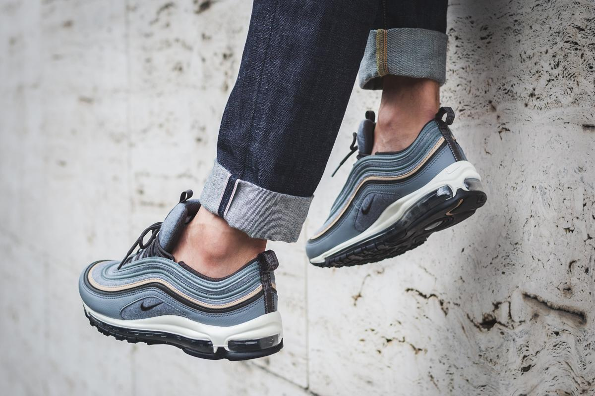 Air Max 97 Premium 'Cool Grey Mushroom' Nike 312834 003