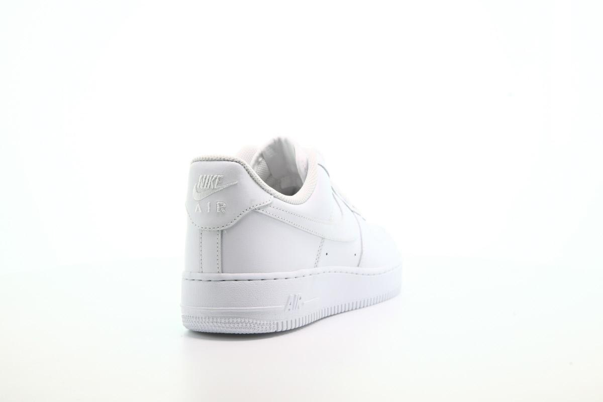 NIKE Air Force 1'07 Features New Methods Of Branding 315122 111