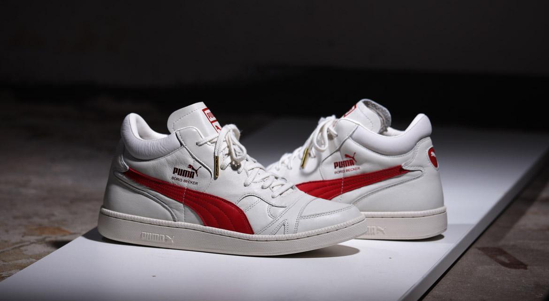 Puma Becker Og Leather Whisper White | 357768 01 | AFEW STORE