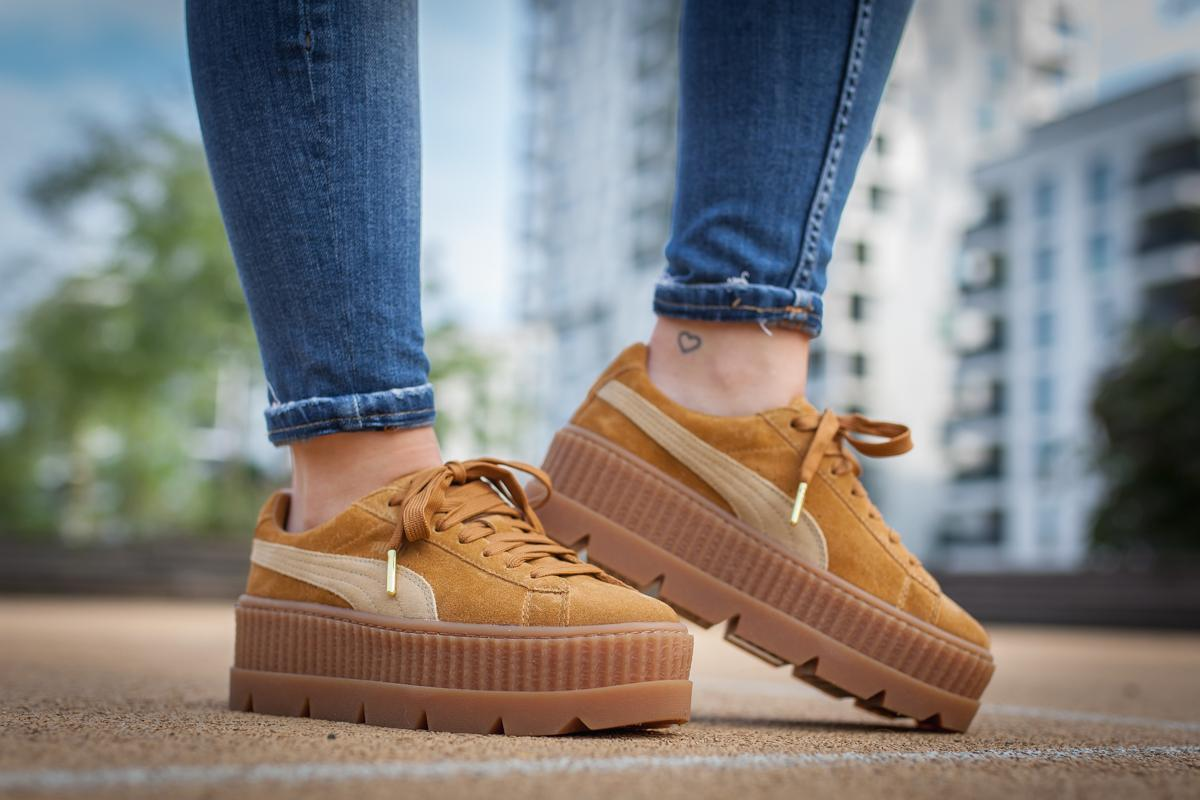 Puma x Fenty by Rihanna WMNS Cleated Creeper Suede