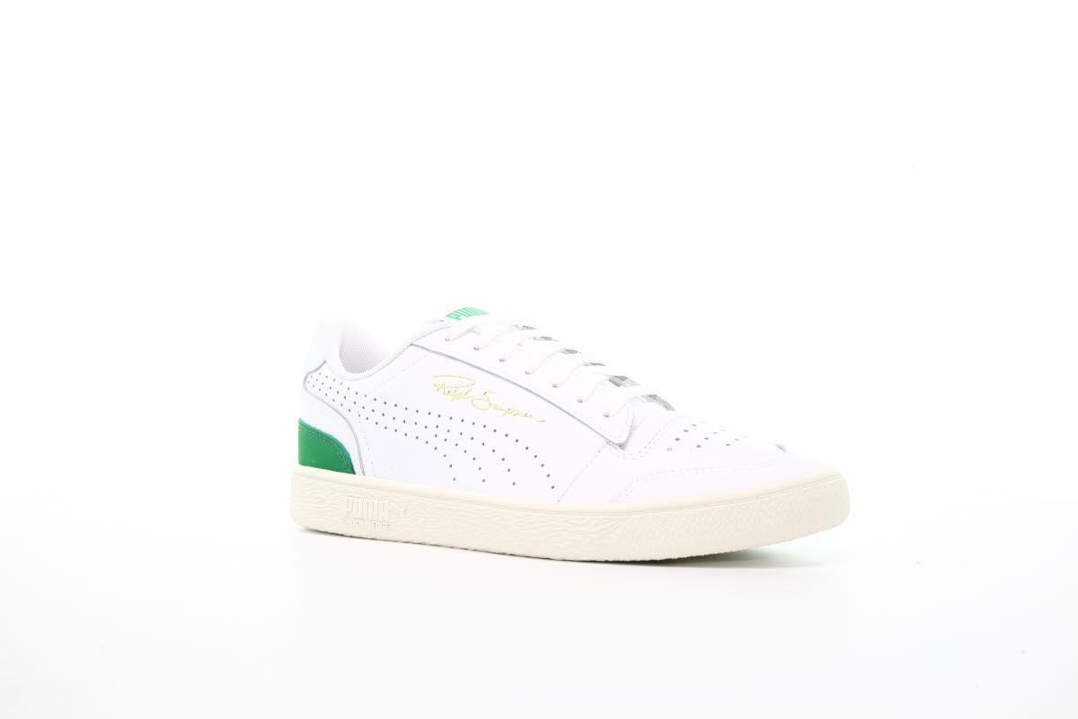 Puma Ralph Sampson Lo Perf Soft Puma White | 372395 01