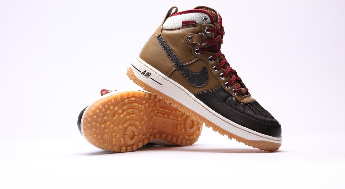nike air force 1 duckboot umber