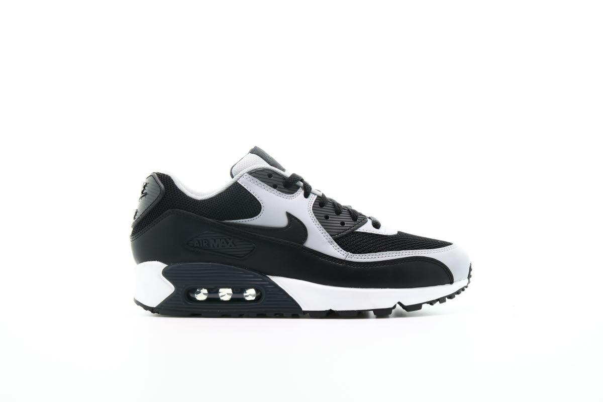 Neu NIKE WMNS Air Max 90 Essential Damen Sneaker Schwarz
