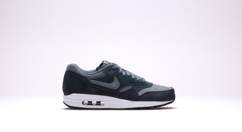 Nike Air Max 1 Essential LTR | Blau | Sneaker | 599301 444
