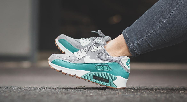 Nike Wmns Air Max 90 616730 Damen Low Top Sneaker