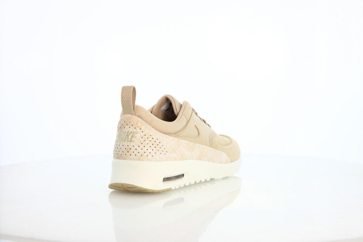 Nike Air Max Thea Premium Womens LinenSail Shoes UK