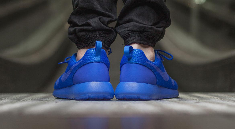 Nike Roshe One Hyperfuse   Blau   Sneaker   636220 440