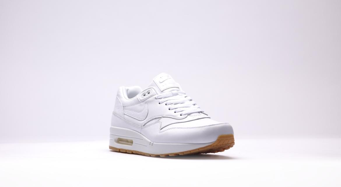 Air Max 1 Leather PA 'White Gum' Nike 705007 111 | GOAT