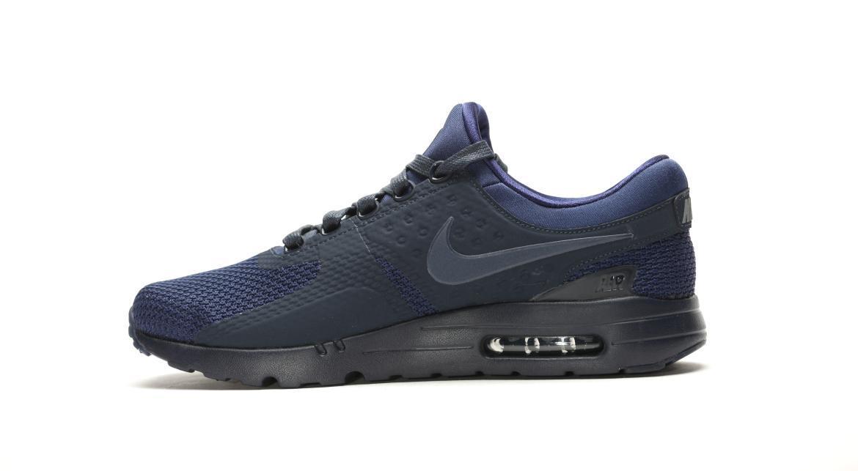 Herren Nike Air Max Zero Qs Binär Blau Obsidian 789695 400