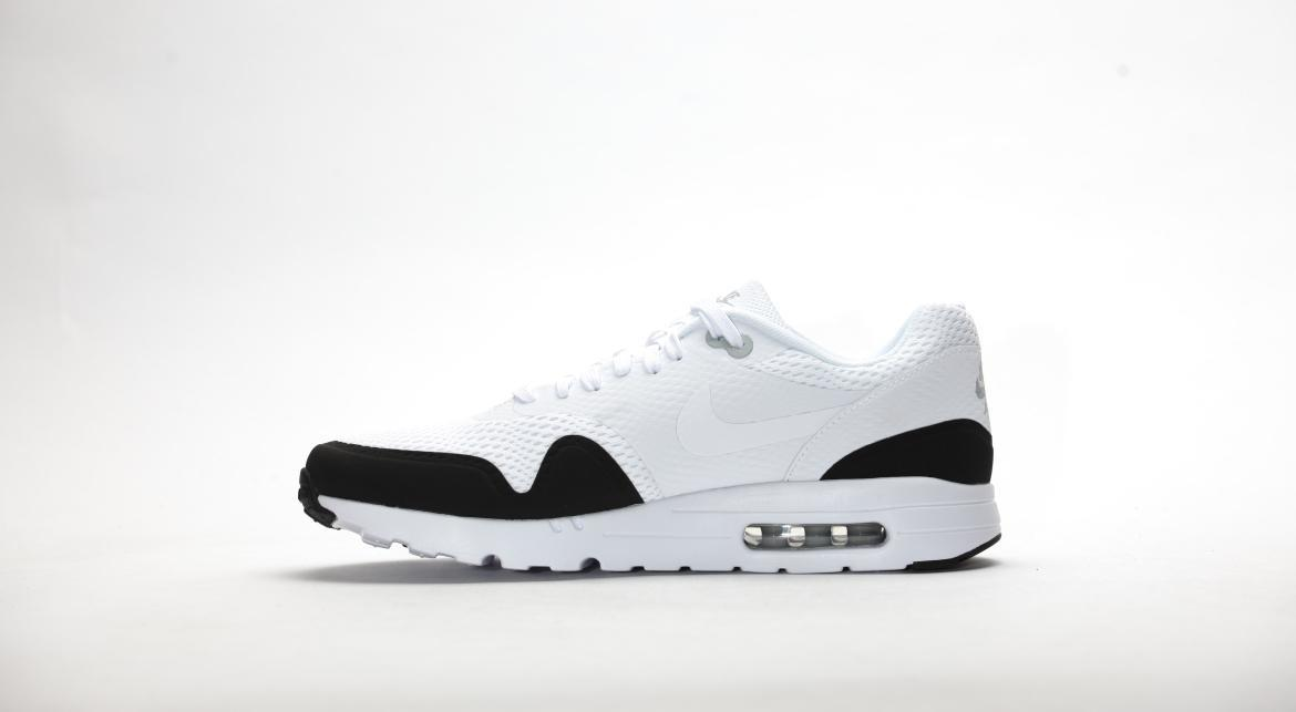 nett Nike Air Max 1 Ultra Essential Mini Swoosh White
