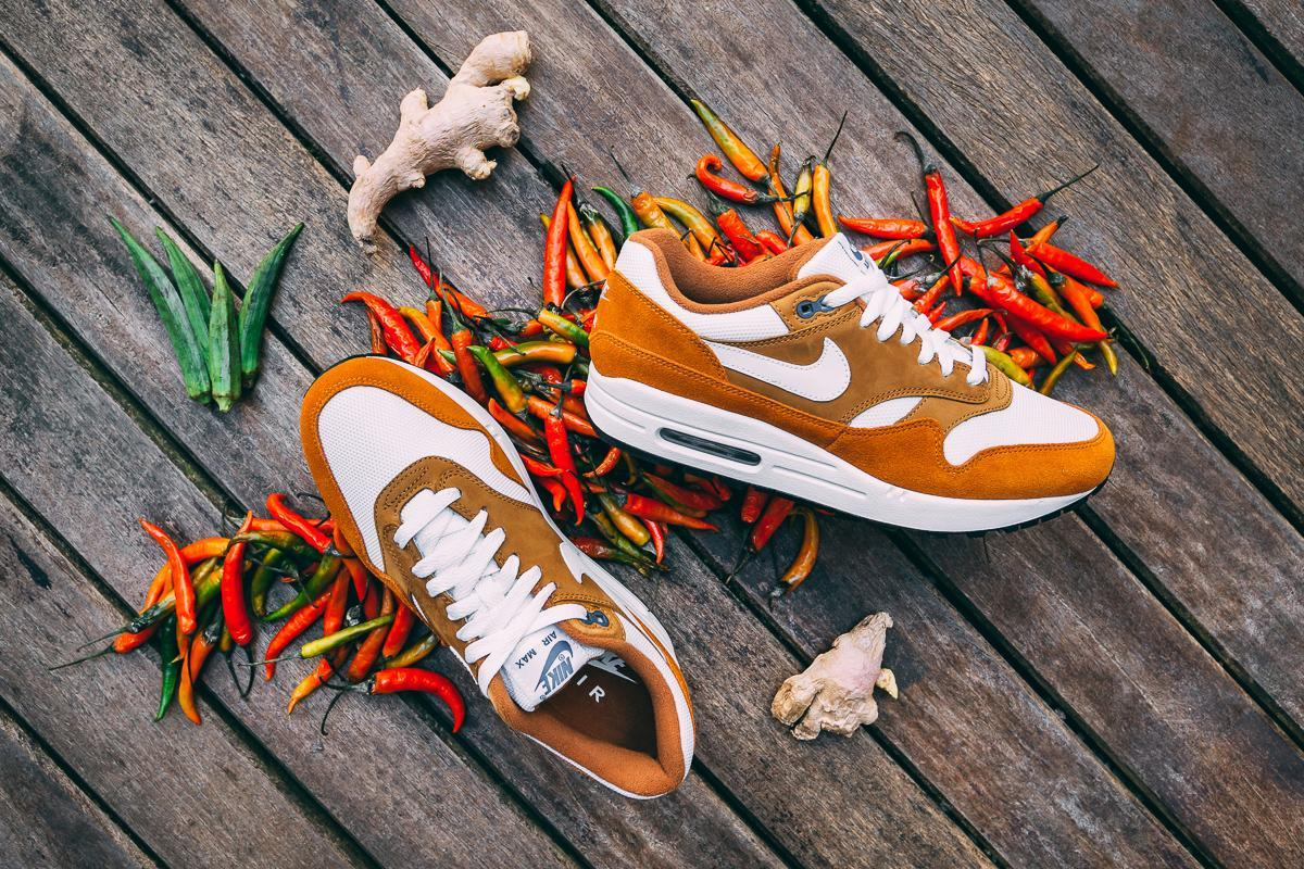 nike air max 1 premium retro curry og