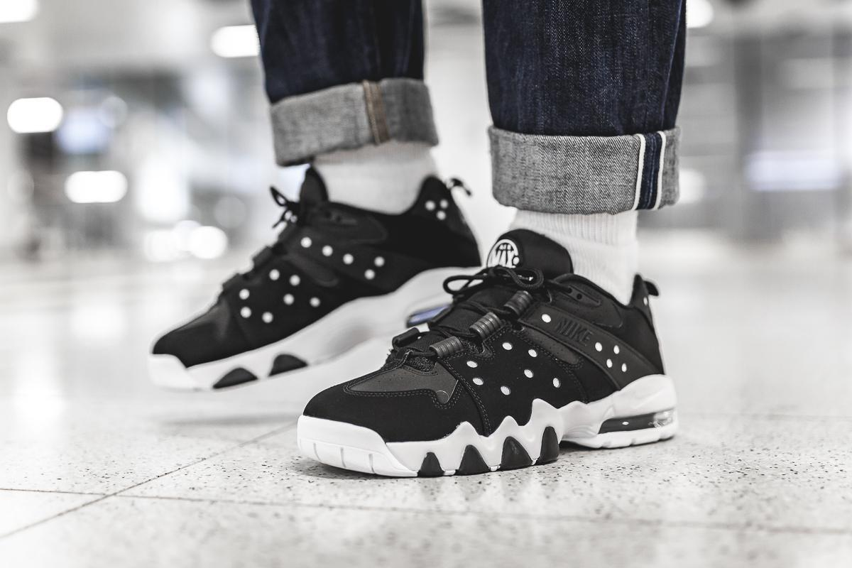 Nike Air Max CB '94 Low (Black White Black) | HHV