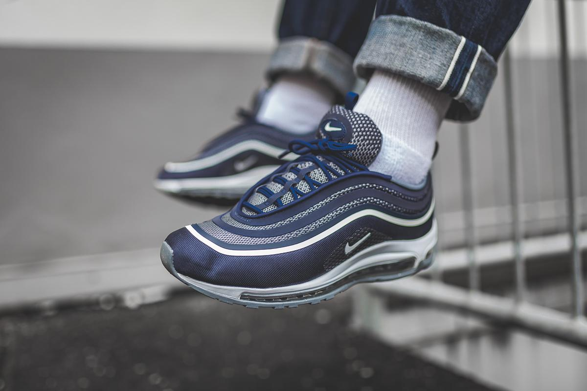 2020 In Stock Nike Air Max 97 UL'17 SE Moonlight Blue White