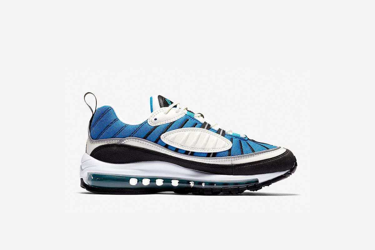 Release Reminder: Nike WMNS Air Max 98 Blue Nebula