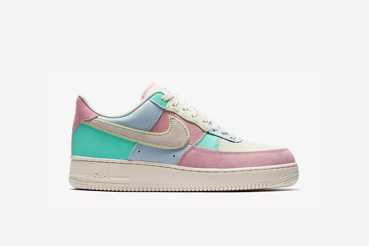 Nike Air Force 1 07 Qs Quot Easter Quot Ah8462 400 Afew Store