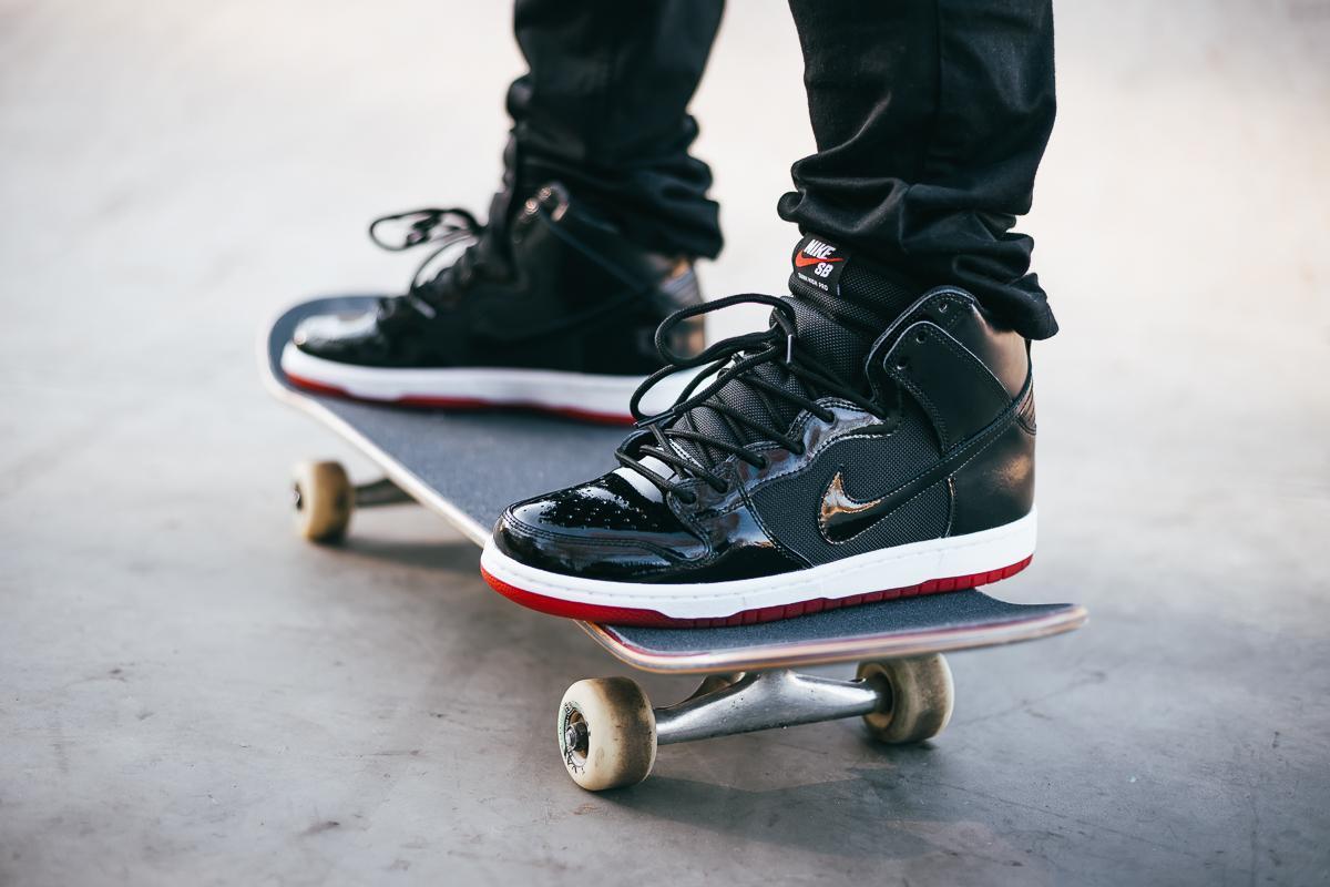 Nike SB Zoom Dunk High Tr QS \