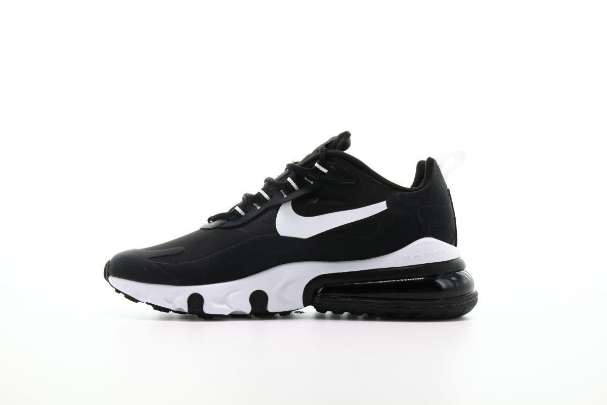 Nike Air Max 270 React BlackWhite Black, Größe:8.5 ab 111