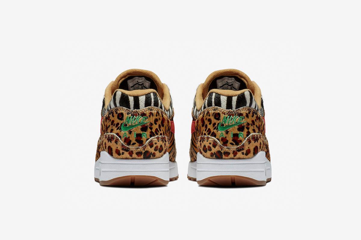 Nike Air Max 1 DLX Animal Pack AQ0928 700 | Schuhe, Nike