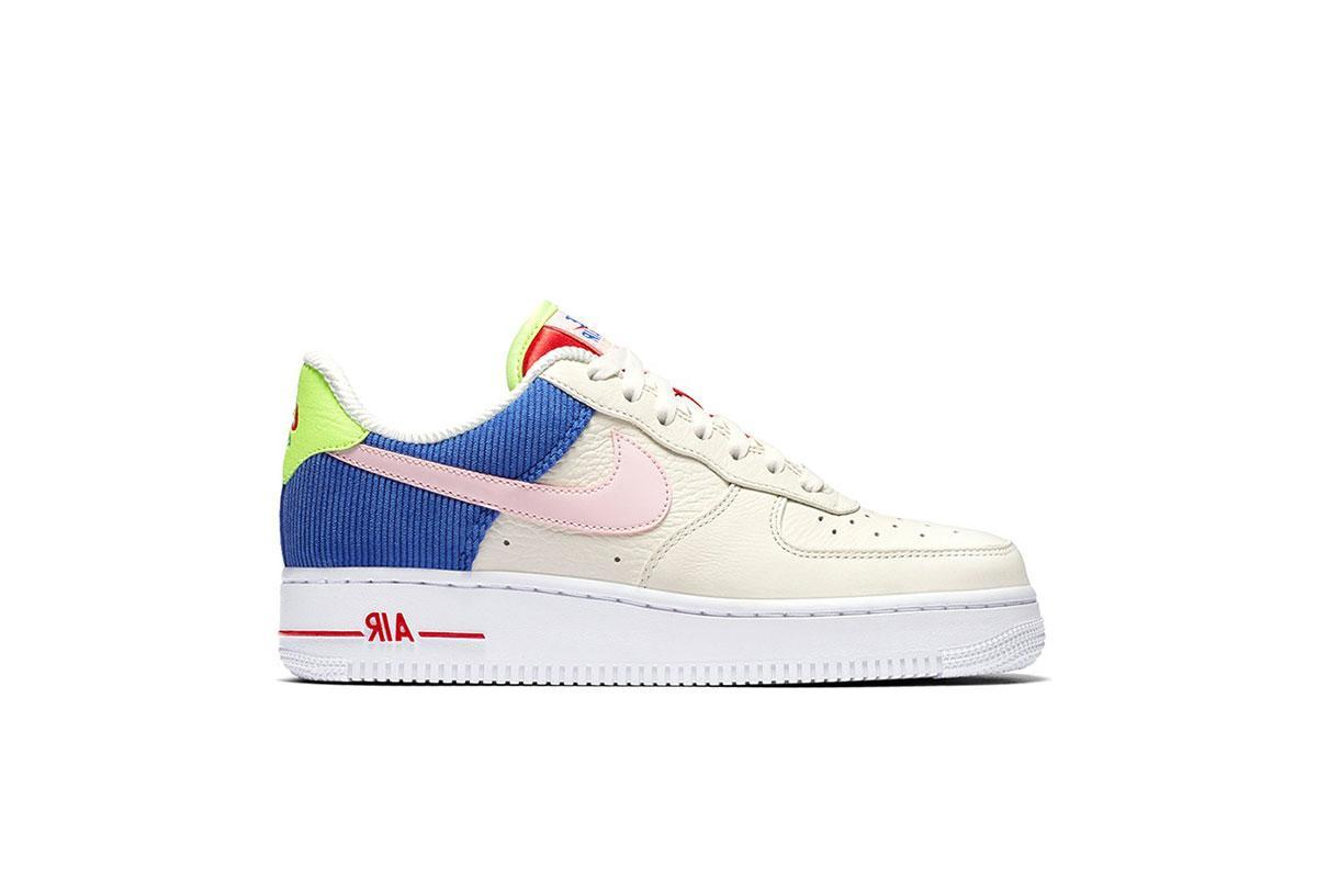 nike air force 1 white arctic pink