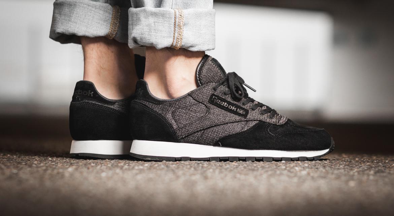 Men's Shoes SNEAKERS Reebok Classic Leather KSP Ar0574 11