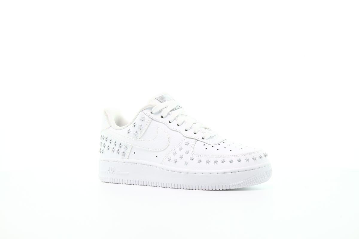 Nike Air Force 1 /'07 XX 'Stars Pack' White UK Size 3.5 AR0639 100