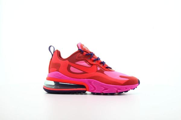 Nike Air Max 270 Flyknit Womens Size 5 Guava Ice Blue $180