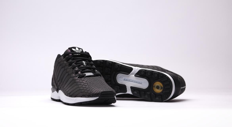 Adidas ZX Flux XENO (Super Colour/Core Black/Core Black