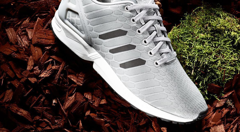 adidas Originals ZX Flux xeno Black | B24441 | AFEW STORE