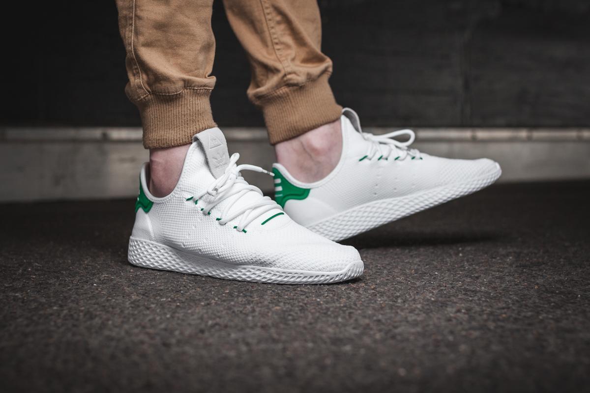 adidas Originals Sneaker PW Tennis HU weiß grün