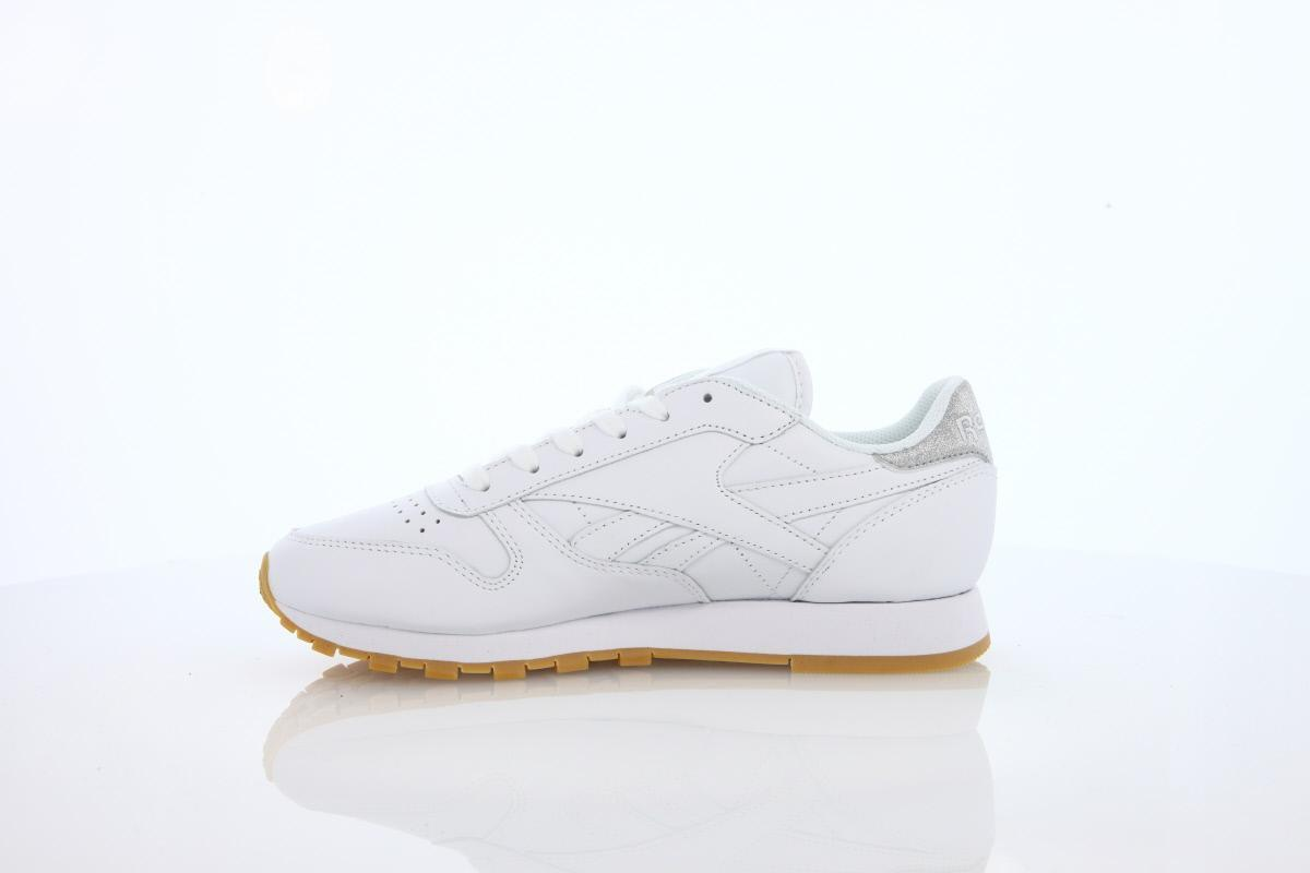 Reebok x Gigi Hadid Classic Leather Met Diamond