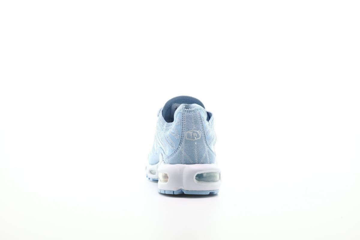 Nike Air Max Plus Deconstructed Psychic Blue CD0882 400 | 43einhalb Sneaker Store
